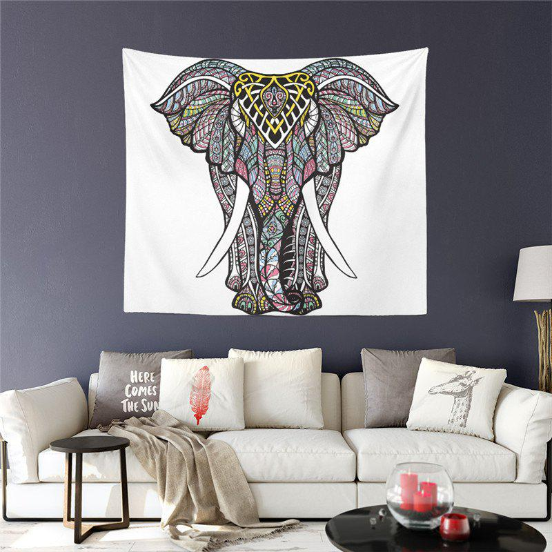 Exotic Style Series Totem Elephant God Decoration Wall Tapestry GT-9 sun god totem beach throw