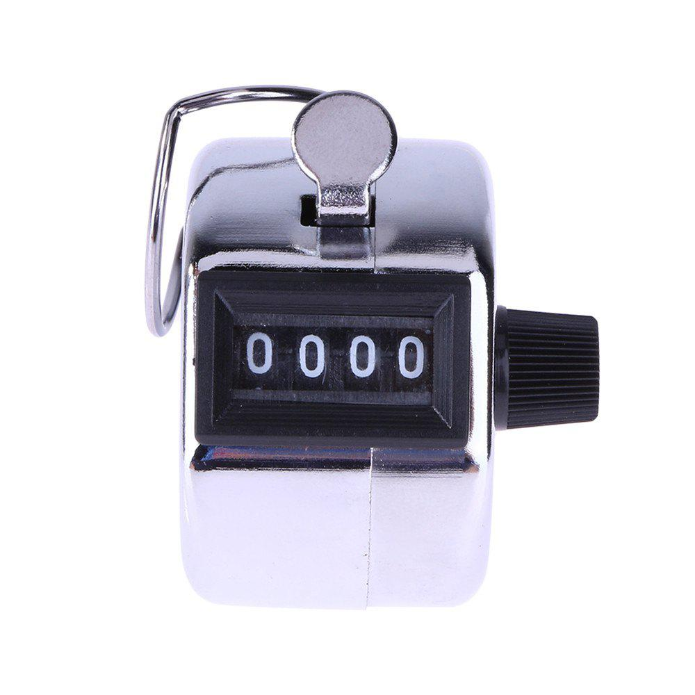Mini Mechanical Metal Manual 4-DIGIT Counter healthy mini manual juicer with good price