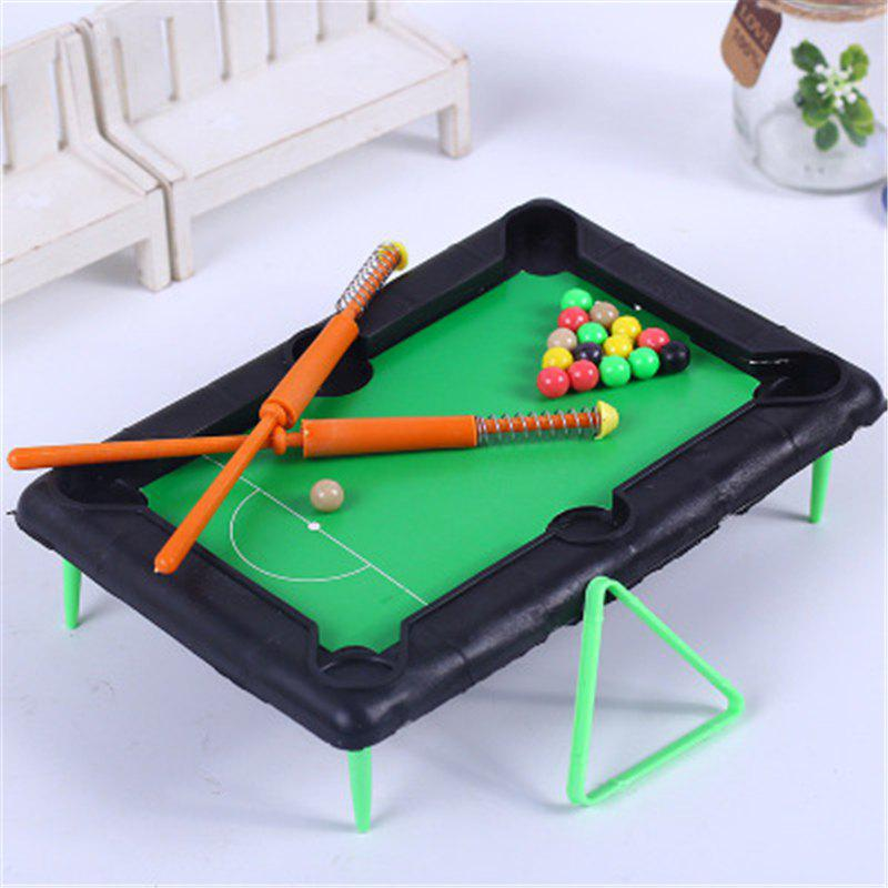 Creative Pool Table Children Play Small Gifts 17 styles shoe stool solid wood fabric creative children small chair sofa round stool small wooden bench 30 30 27cm 32 32 27cm