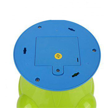 Baby Drum with Musical Electronic Learning Toys for Kids - COLUMBIA BLUE