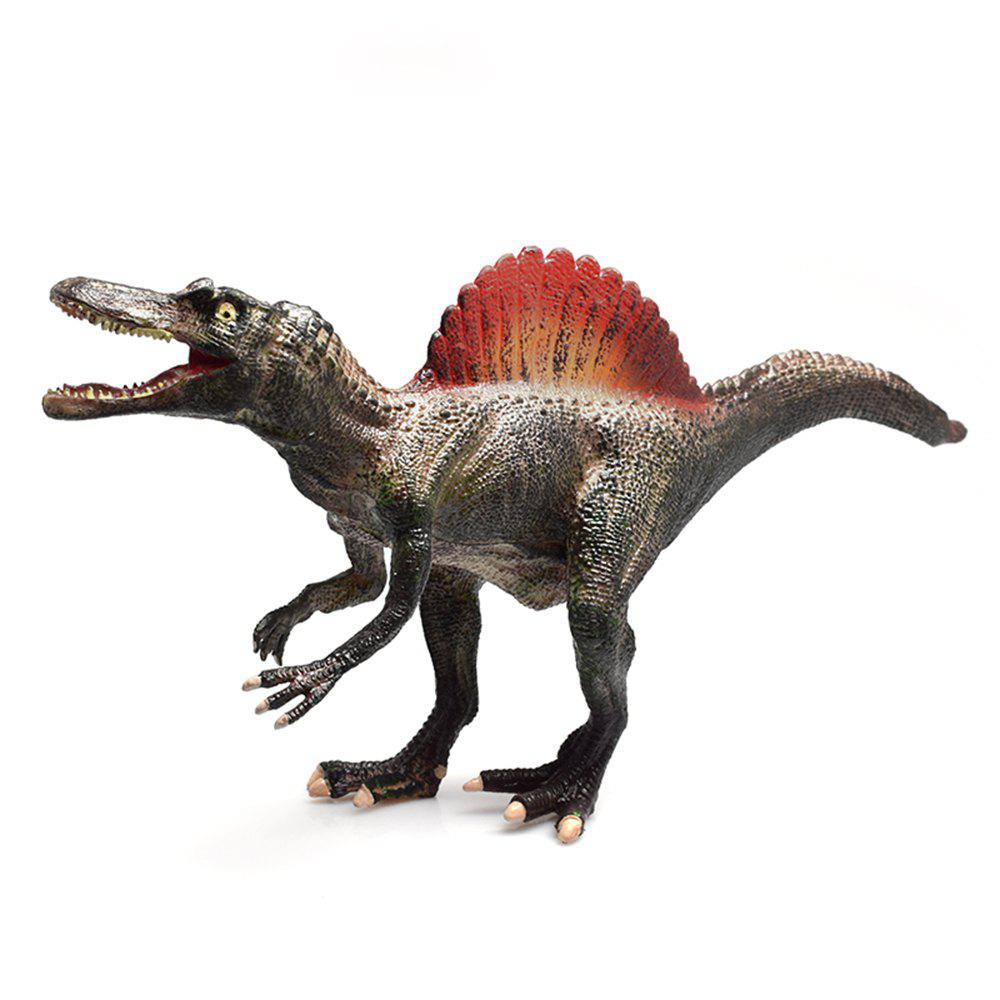 Spinosaurus Toy Simulation Animal Park Dinosaur Model jurassic dinosaur model plastic animal height simulation giganotosaurus action figure toys collection for kids gifts