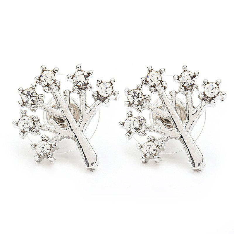 Fashions Leaf Shapes Earrings Jewelry Accessories and Diamonds shapes reshape