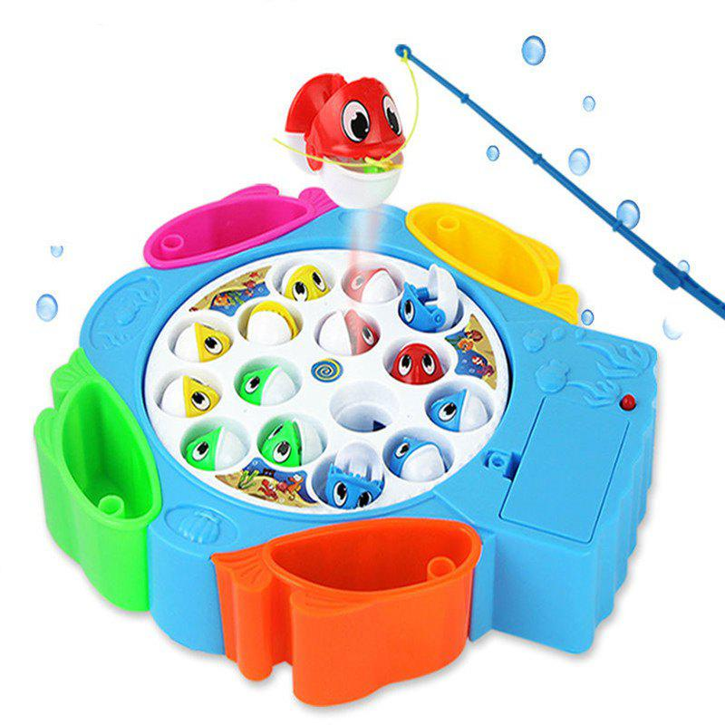 Kids Fishing Toys Set Children Educational Toy
