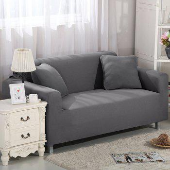 Elastic Sofa Cover for Single Person Double Three or Four Persons Combination Sofas - PLATINUM THREE SEATS SOFA:190-230CM
