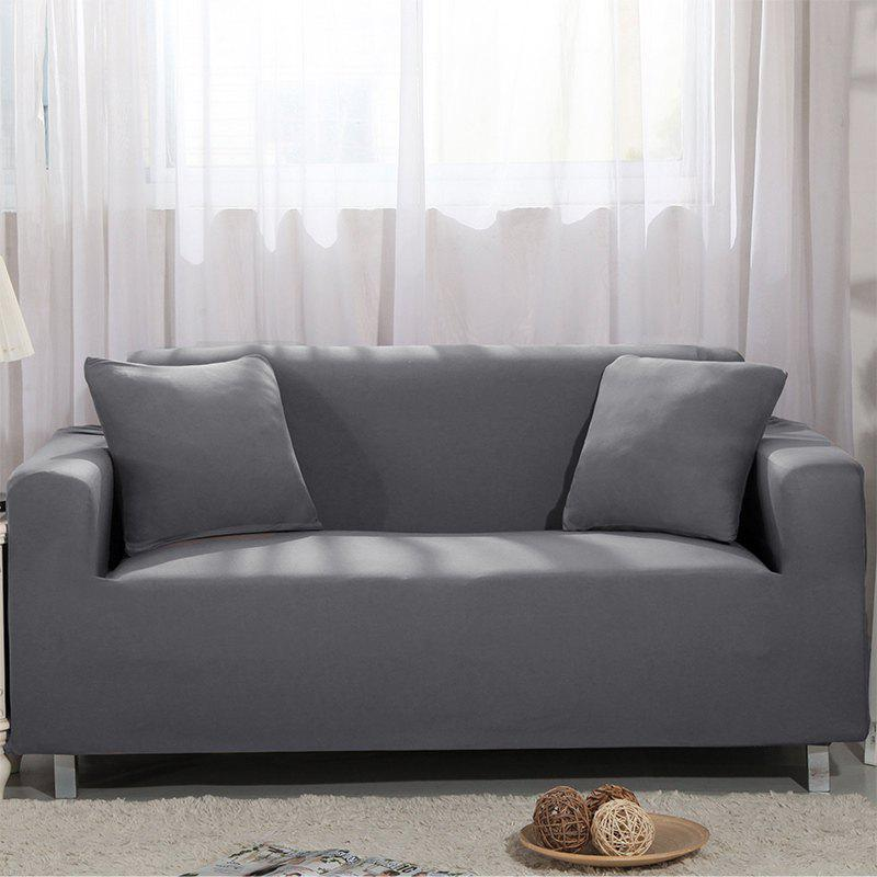Elastic Sofa Cover for Single Person Double Three or Four Persons Combination Sofas - PLATINUM SINGLE SEAT SOFA:90-140CM