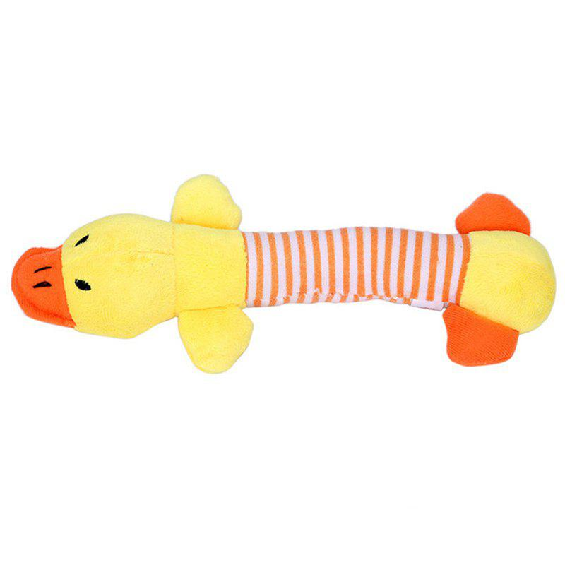Dog Training Plush Stripe Pet Toys plush toys simulation dog