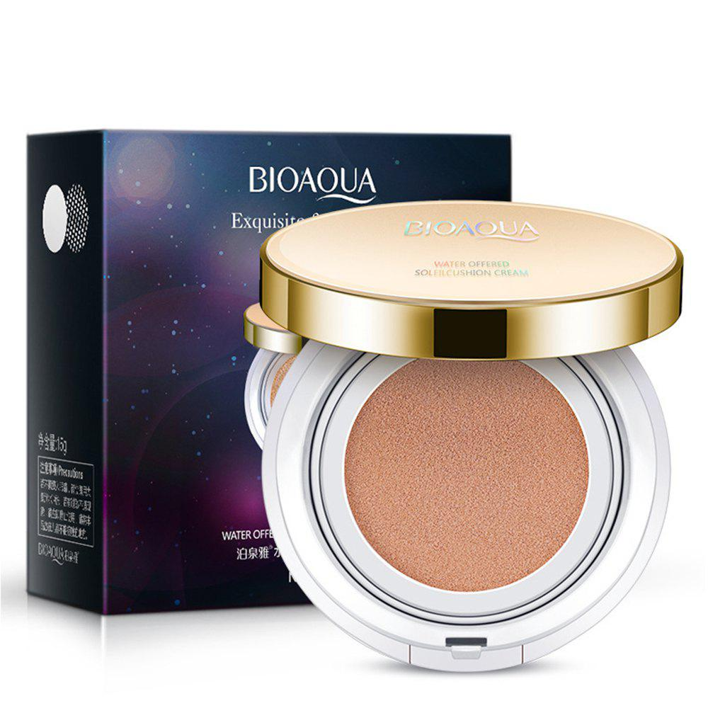 BIOAQUA Air Cushion BB Cream 15G bioaqua blueberry miracle big gift box 5 set skin care nourishing moisturizing cleanser toner essence cream bb cream