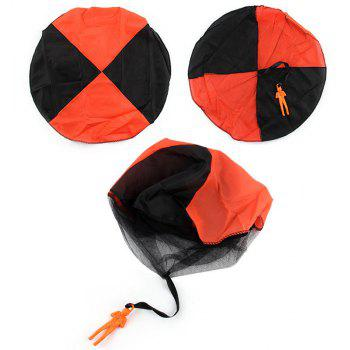 Multicolor Children Throwing Parachute Toy - ORANGE