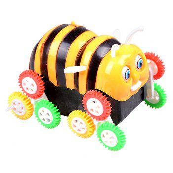 Children Bees Electric Toy Car - multicolor