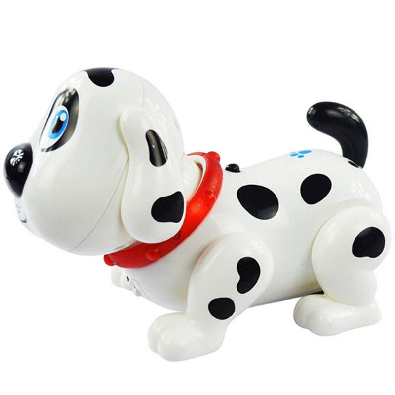 Creative Electric Pet Dog - BLACK