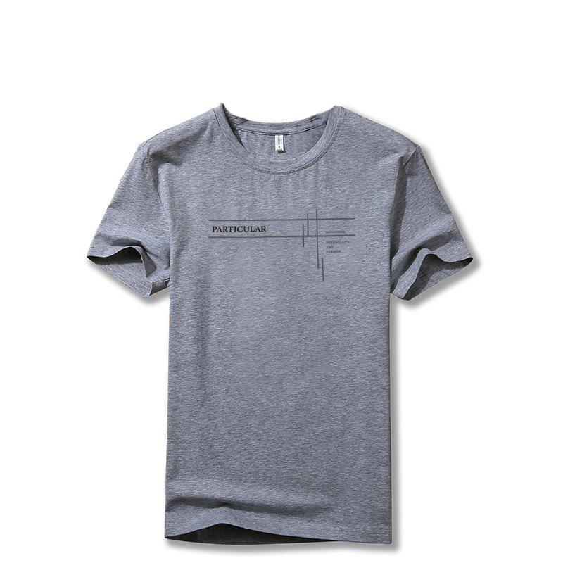 Students Summer Hot Selling Simple T-Shirts