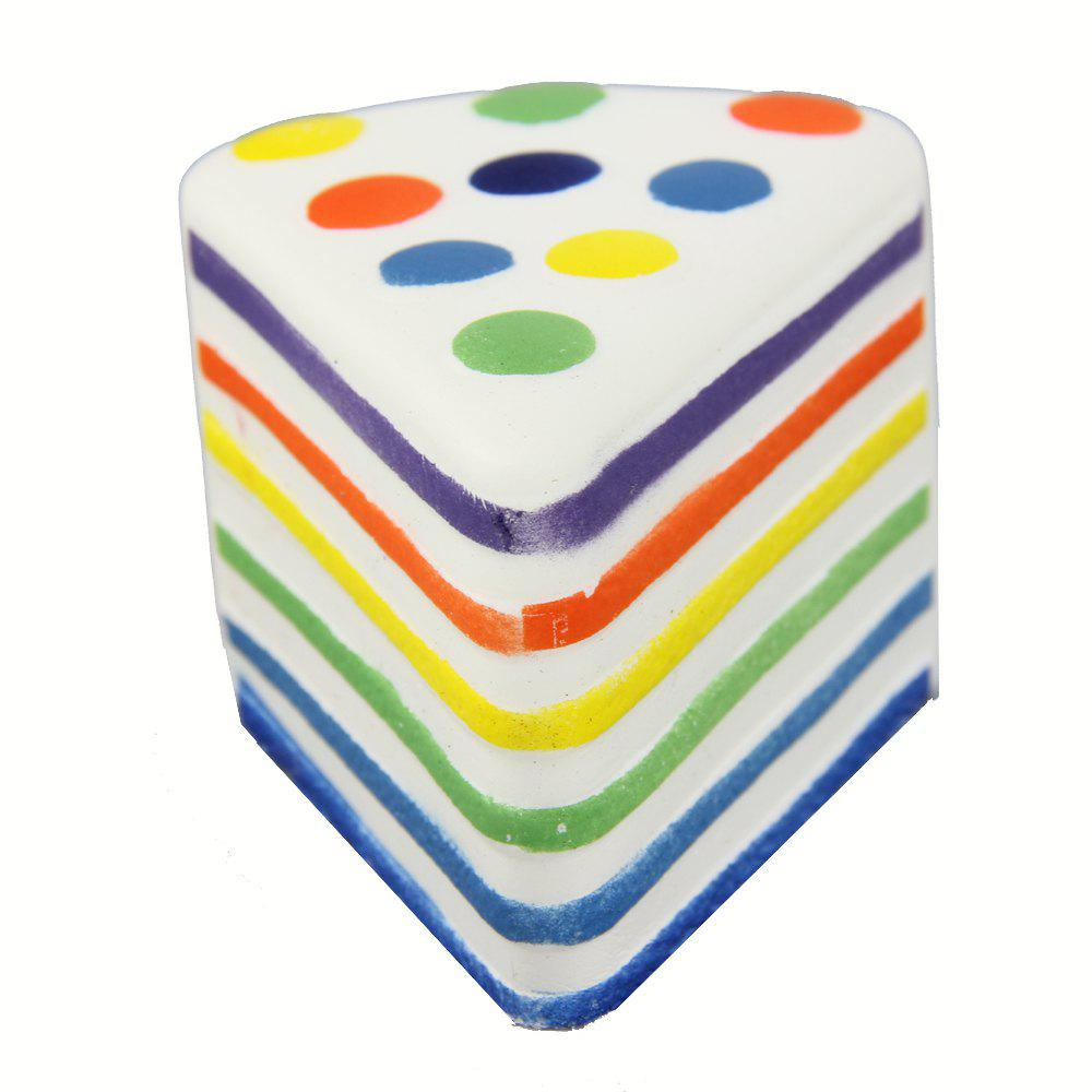 Jumbo Squishy Triangular Cake Relieve Stress Toys montblanc mb109136 montblanc