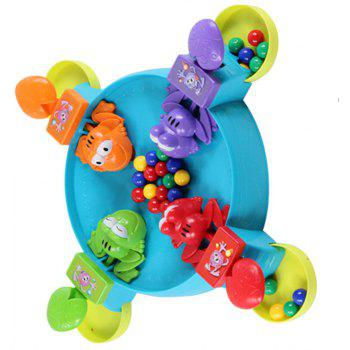 Frog Eat Beans Toy  Console Series - multicolor