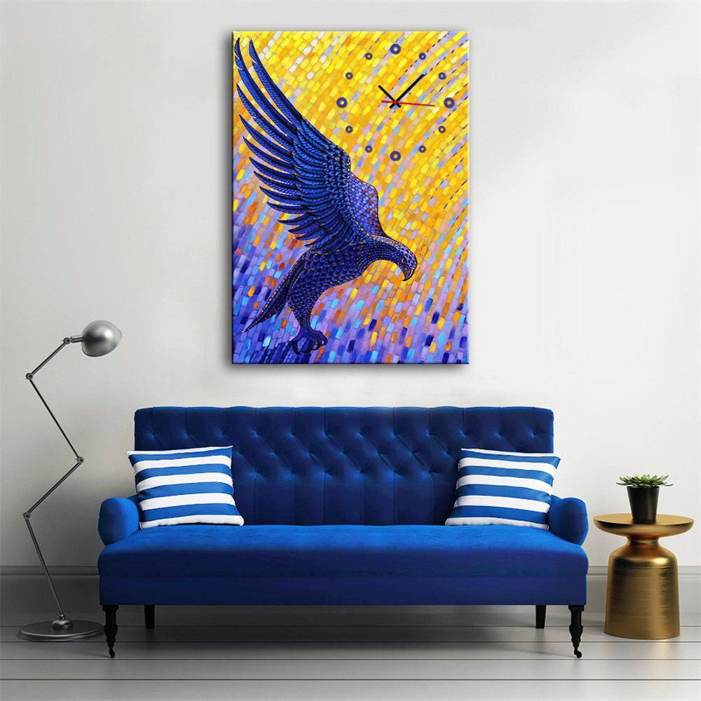 Special Design Frameless Eagle's Wings Print