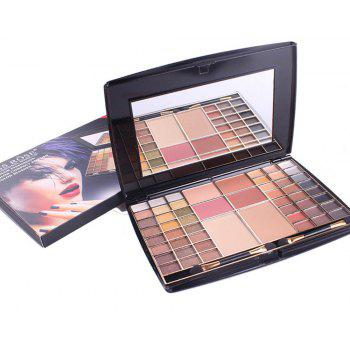 MISS ROSE Eyeshadow Blush Powder Makeup Box -