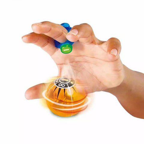 Fingertip Induction Magic Magnetic Ball Decompression Toy - multicolor B