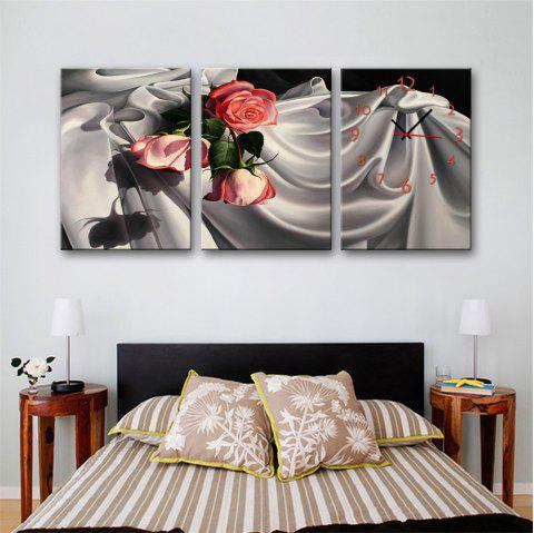 Special Design Frame Paintings Decoration Print 3PCS - multicolor 20 X 28 INCH (50CM X 70CM)