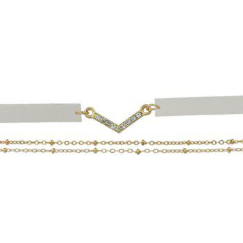 Various Colors PU Leather Choker Necklace - WHITE