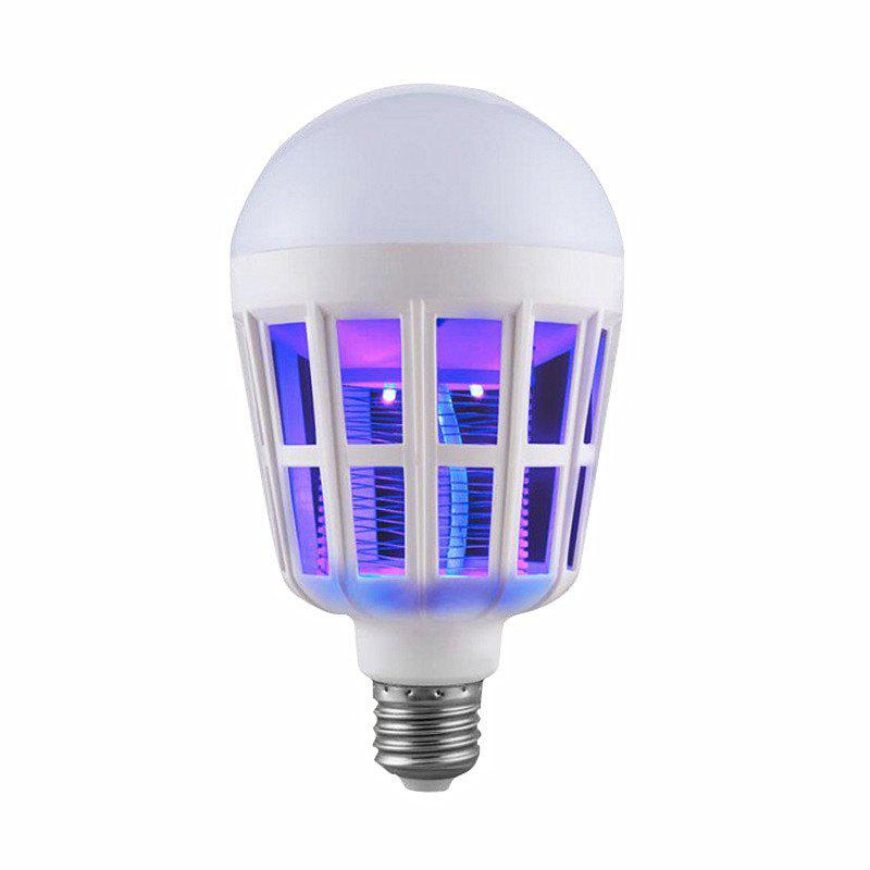 Bulb Electric Trap Mosquito Killer Light e27 15w 2u uv curing light sterilization disinfection mosquito killer light bulb 220v