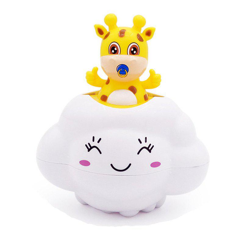 Baby Bathroom Rain Clouds Deer Shower Play Water Toy clouds without rain
