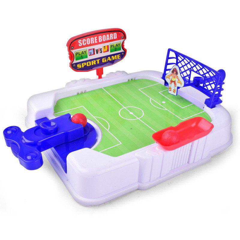 Finger Plays Game Football Field Interactive Puzzle Desktop Toy table football interactive game machine sports children puzzle toys unisex plast