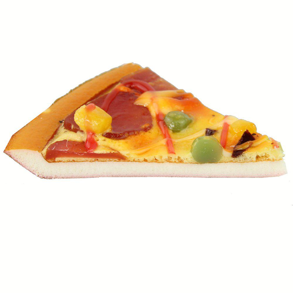 Pizza Refrigerator Magnet - multicolor A