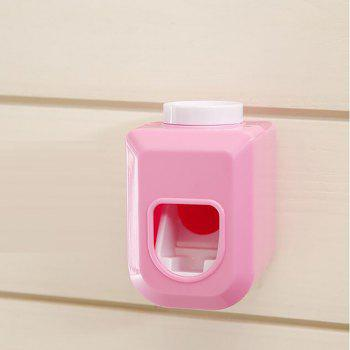 Automatic  Toothpaste  Dispenser - PINK