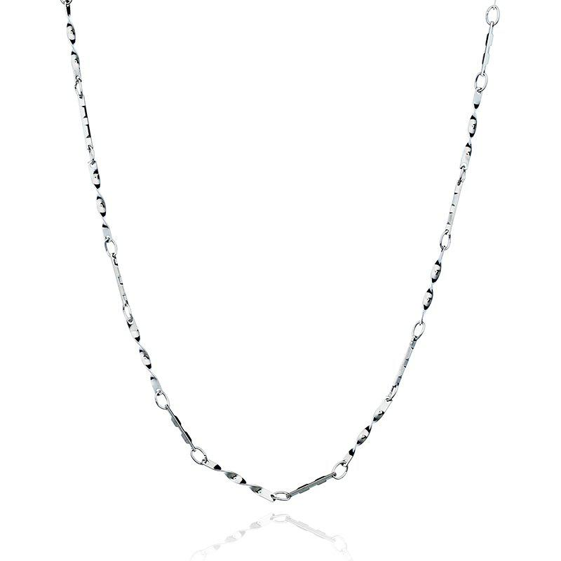 Simple Street Beat with Exaggerated Punk Style Metal Wild Short Chain Necklace цена