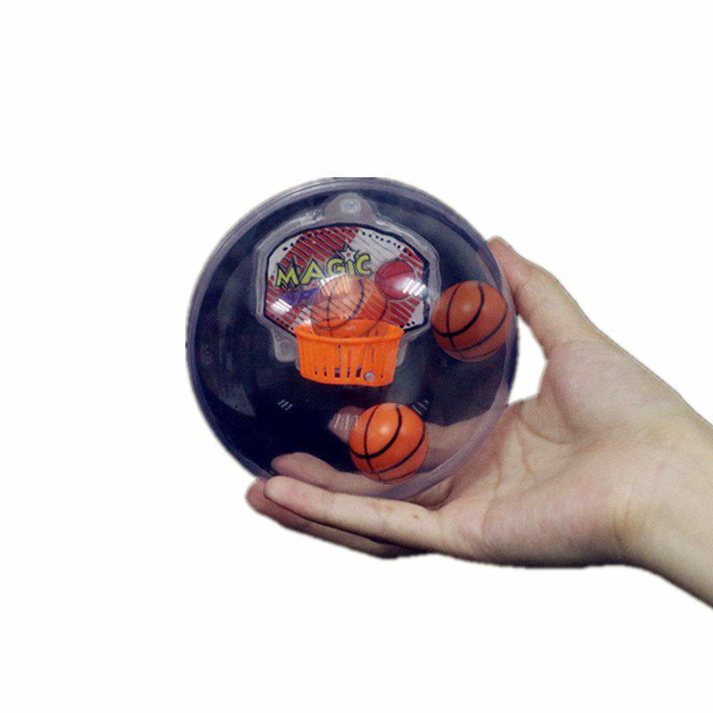 Mini Hand Band Cheers Basketball Pressure Relief Toys - multicolor