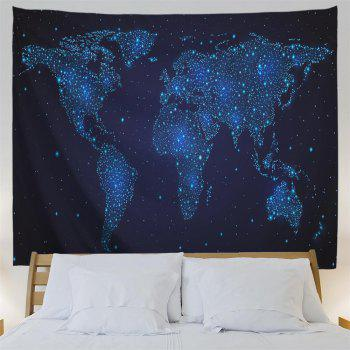 Star Map 3D Printing Home Wall Hanging Tapestry for Decoration - multicolor A W230CMXL180CM