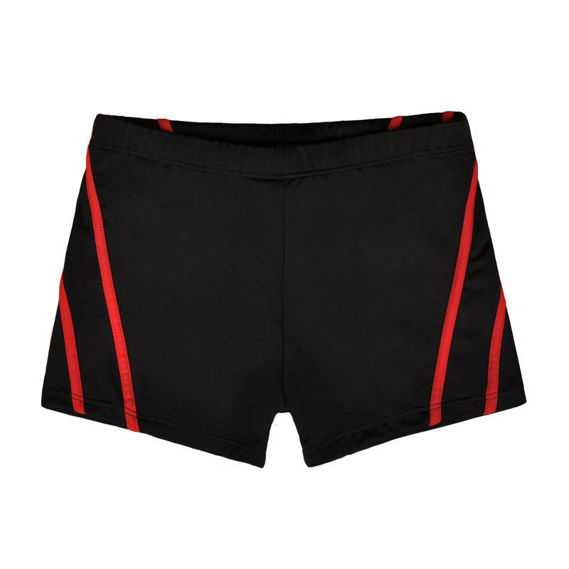 Man City Boy Seaside Holiday Boxer Swimming Trunks - BLACK L