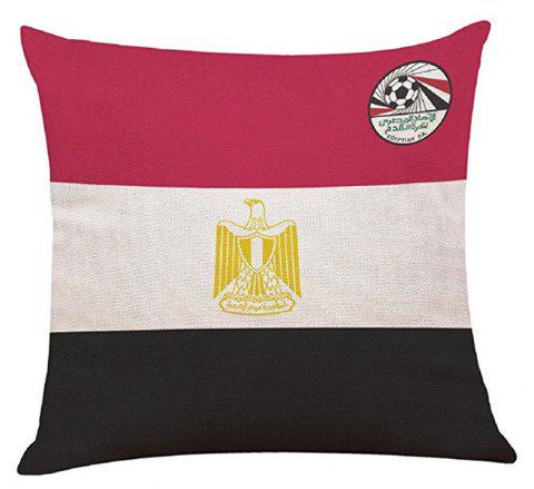 Home Decor Cushion  Soccer Fans Souvenir - multicolor C 45CMX45CM