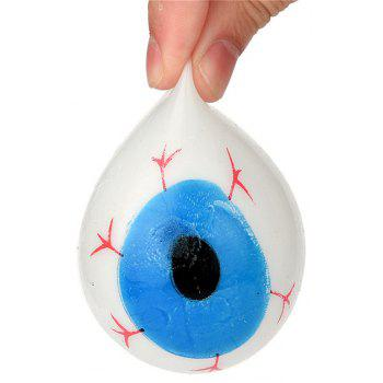 Eyeball Vent Water Ball Cartoon Jumbo Squishy Aroma Slow Rising Squeeze Toy Gift - multicolor A