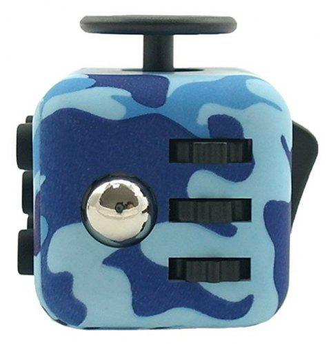 Decompression Cube Relieve Pressure Creative Toys - NAVY CAMOUFLAGE