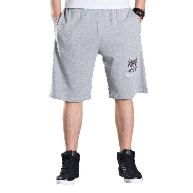 Summer Men's Fashion Pants Shorts - GRAY 4XL