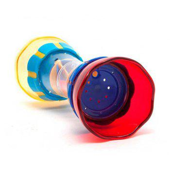 Multifunctional Bath Toy for Babies Kaleidoscope for Kids - multicolor