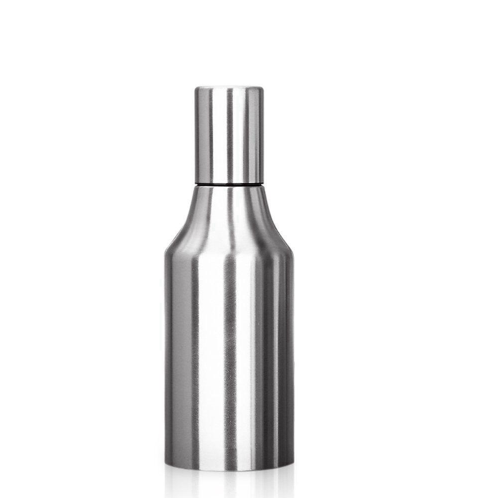 1000mL Stainless Steel Dust-proof Edible Oil Pot Sauce Vinegar Bottle medical stainless steel pot oil pot