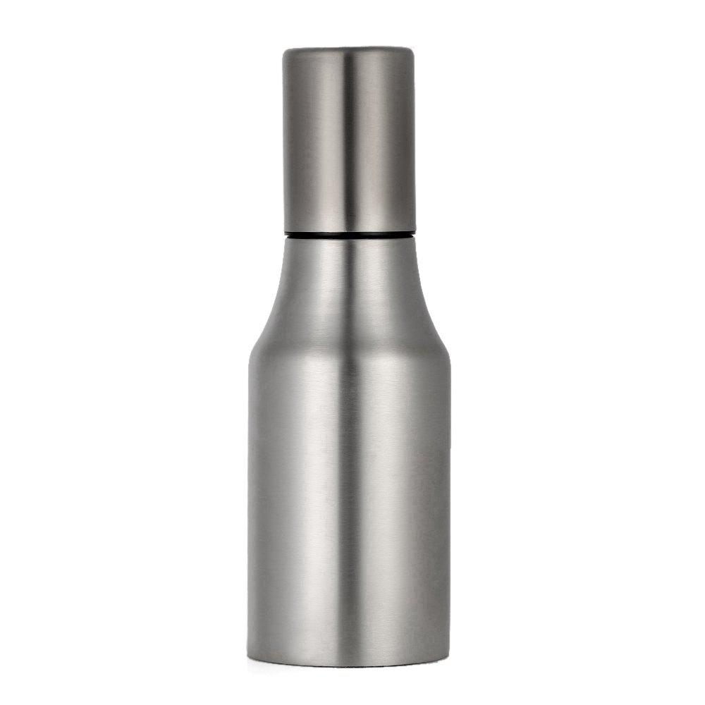 500mL Stainless Steel Dust-proof Edible Oil Pot Sauce Vinegar Bottle medical stainless steel pot oil pot