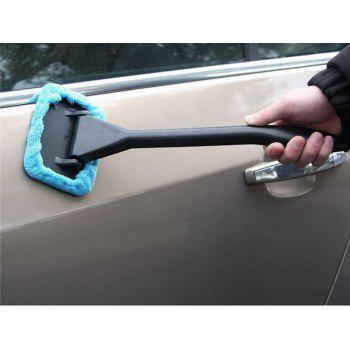 Windshield Cleaner Fast Easy Handy Brush - SAPPHIRE BLUE