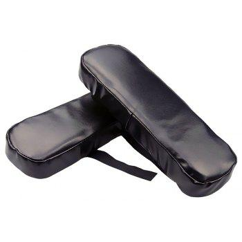Practical Office Chair Armrest Pad - BLACK