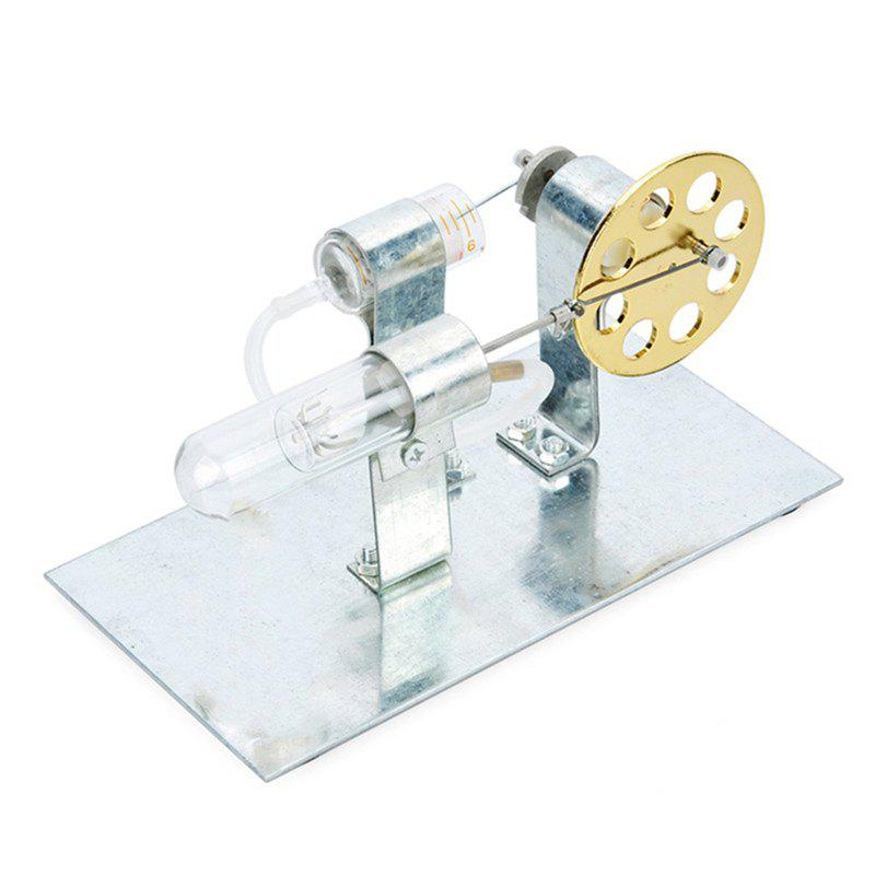 DIY Stirling Engine Steam Machine Model Children Learning Education Toys city series marriage wedding room model building block toys compatible legoe enlighten 1129 613pcs diy gifts for children