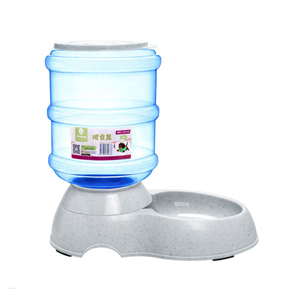 Фото Pet Dog Cat Kettle Drinking Fountain Automatic Feeder