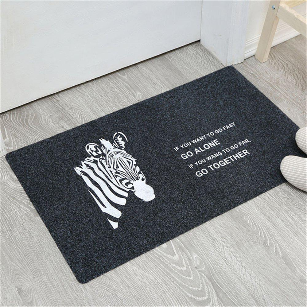Zebra Pattern Living Room Bedroom Carpet Floor Mat xwsn custom car floor mats for mitsubishi all models asx lancer sport ex zinger fortis outlander grandi car floor mat car carpet