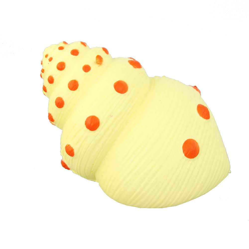 Jumbo Squishy Conch Relieve Stress Toys jumbo squishy brown cow relieve stress toys