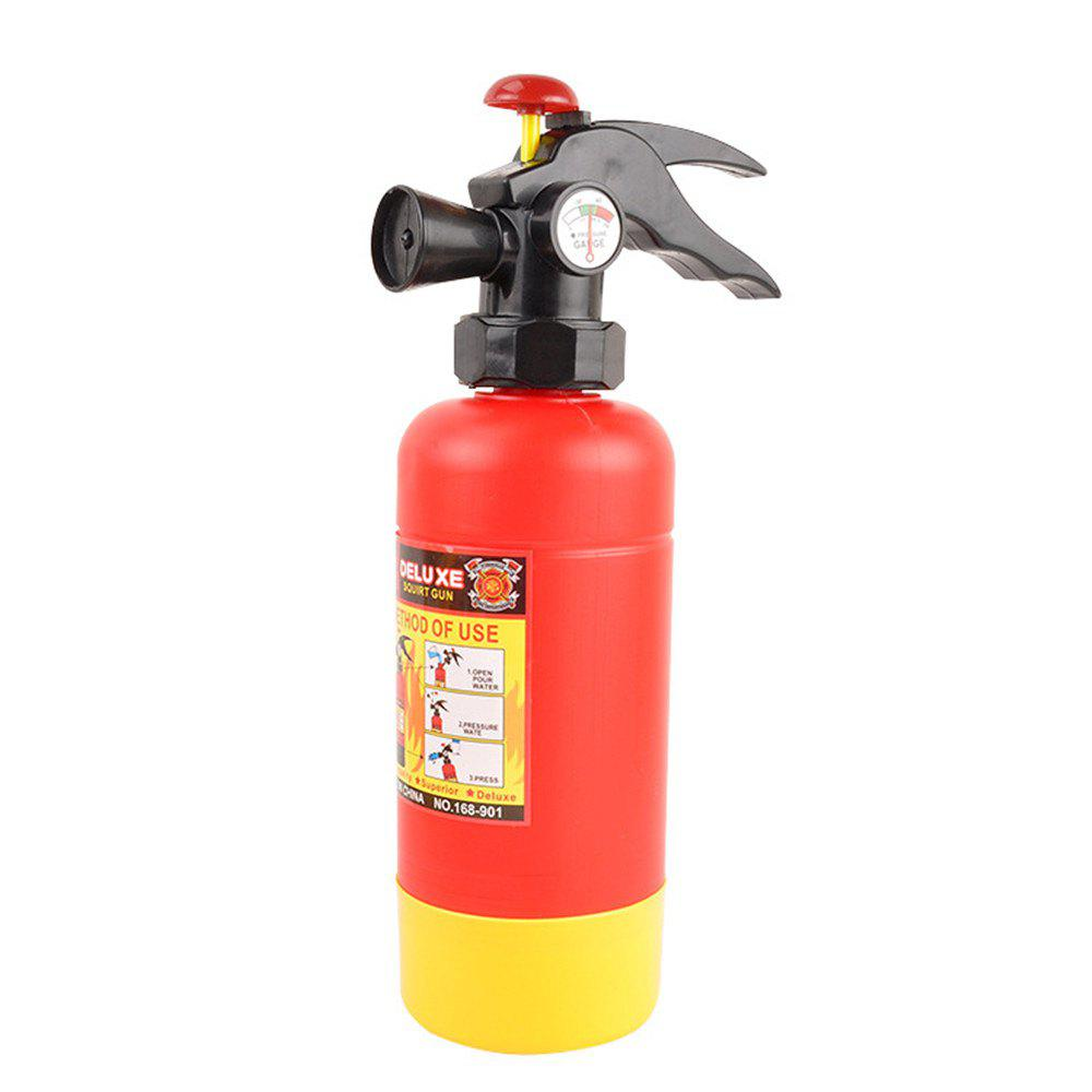 Toy Fire Extinguisher Portable Squirter Water Gun for Kids Firefighter Costume fire extinguisher shaped coin bank