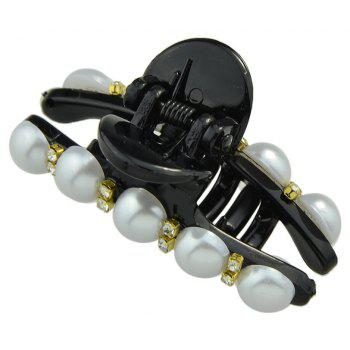 Black Color Hair Claws for Lady Girl Hairwear - BLACK