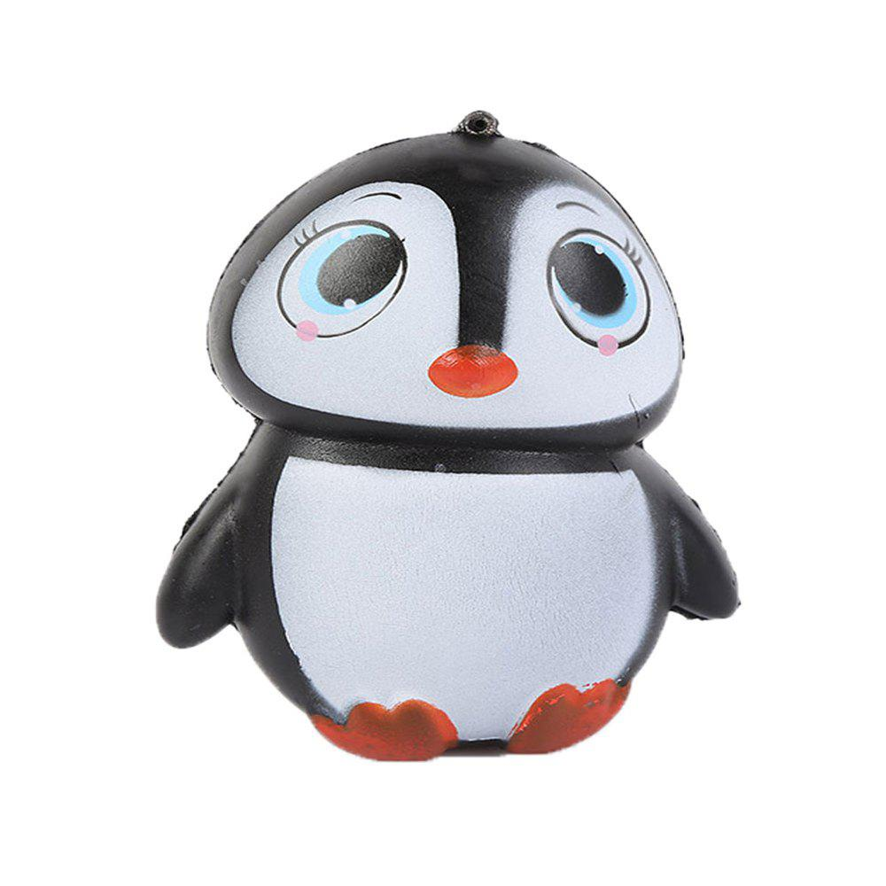 New PU Slow Rebound Jumbo Squishy Penguin Toys new pu slow rebound jumbo squishy penguin toys