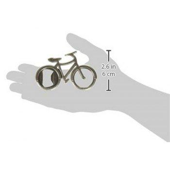 Let'S Go on An Adventure Bicycle Bottle Opener - ARMY BROWN