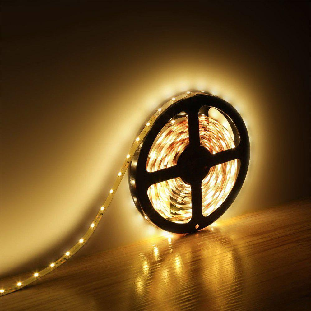ZDM 5M 2835 LED Light Strip No-waterproof DIY Christmas Holiday Indoor Party 12V - WARM WHITE