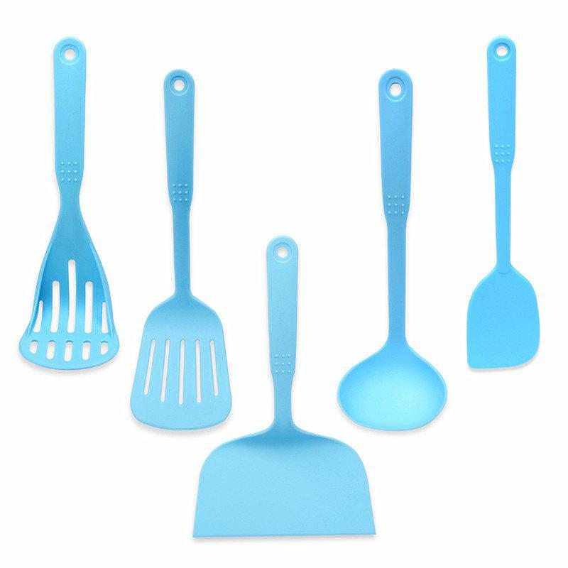 5PCS Nylon Kitchenware Creative Insulating Cookware Cooking Utensil тур letoonia